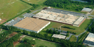 Aerial Photo of the AP Exhaust Headquarters