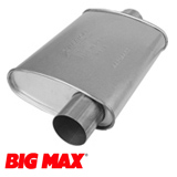 XLERATOR BIG MAX® TURBO MUFFLERS
